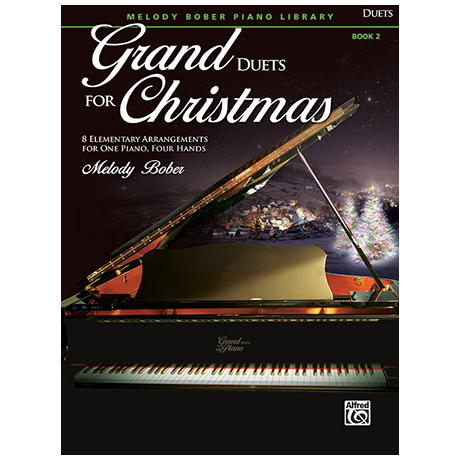 Bober, M.: Grand Duets for Christmas Book 2