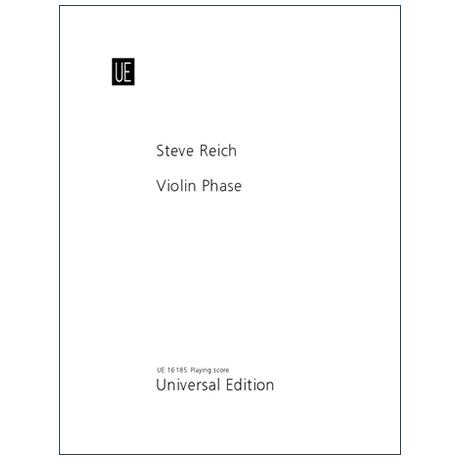 Reich, S.: Violin Phase