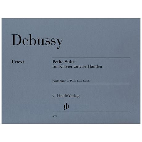 Debussy, C.: Petite Suite zu 4 Händen