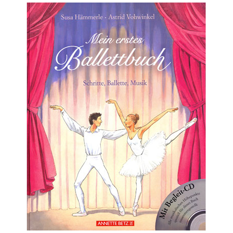 Mein erstes Ballettbuch (+ CD)