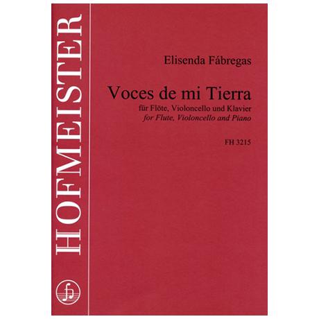 Fábregas, E.: Voces de mi Tierra