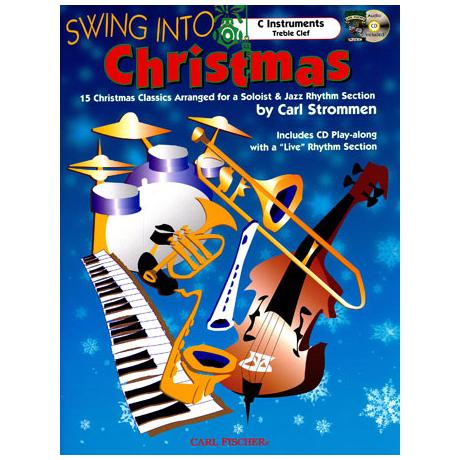 Strommen, C.: Swing Into Christmas (+CD)
