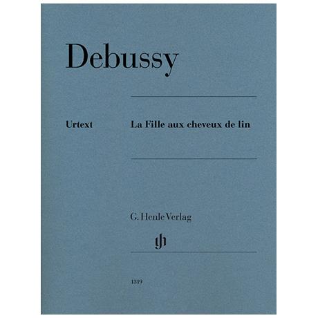 Debussy, C.: La Fille aux cheveux de lin