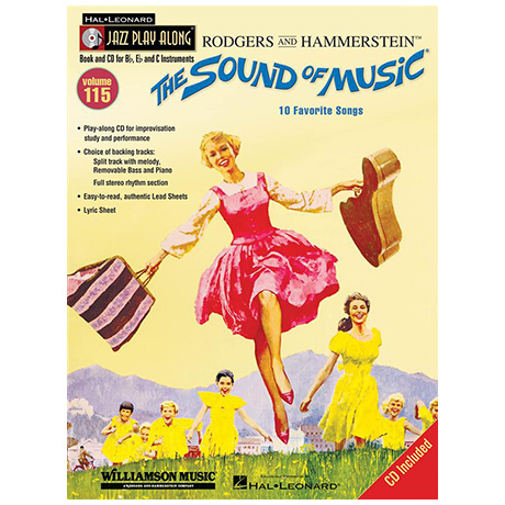 The Sound of Music (+CD)
