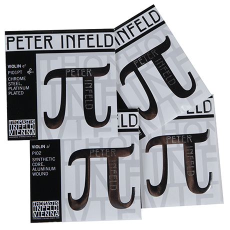 THOMASTIK Peter INFELD violin strings SET 4/4 | medium
