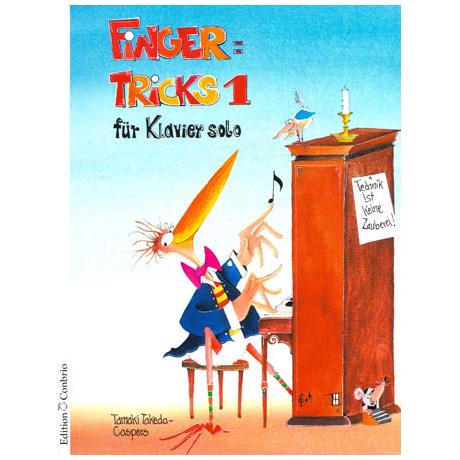Takeda-Caspers, T.: Fingertricks Band 1