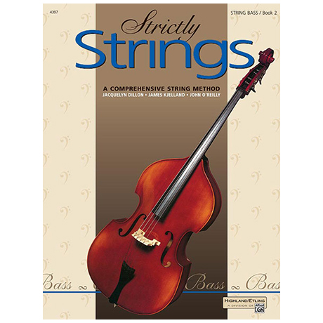 Strictly Strings for Bass Vol. 2