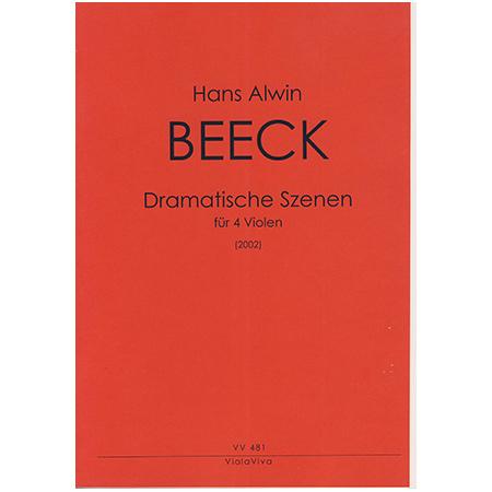 Beeck, H. A.: »Dramatische Szenen« (2002)