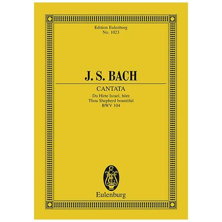 Bach, J. S.: Kantate BWV 104 »Am Sonntage Misericordias Domini«