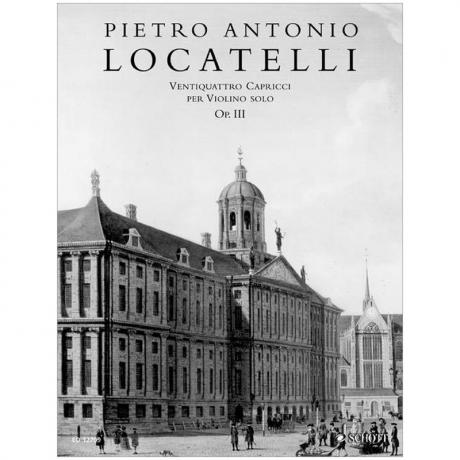 Locatelli, P. A.: 24 Capricci Op. 3