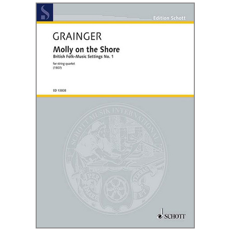 Grainger, P. A.: Molly on the shore