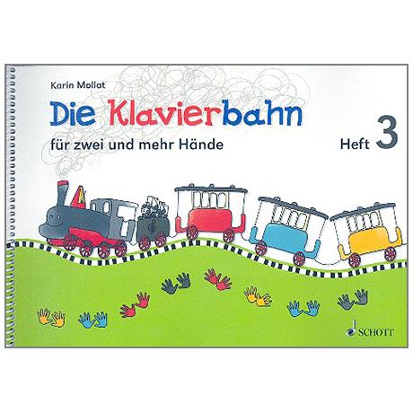 Mollat, K.: Die Klavierbahn Heft 3