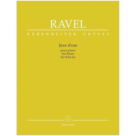 Ravel, M.: Jeux d'eau
