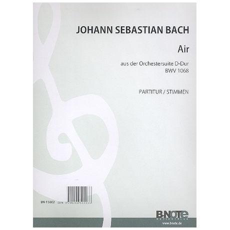 Bach, J. S.: Air