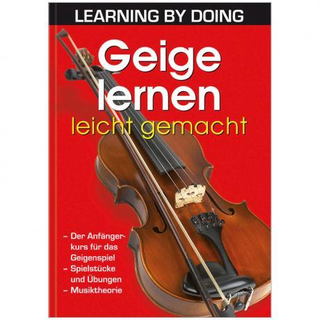 Geige lernen leicht gemacht