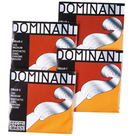 THOMASTIK Dominant cello strings SET