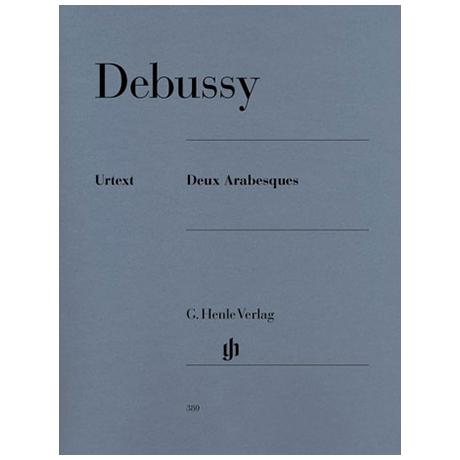 Debussy, C.: Deux Arabesques