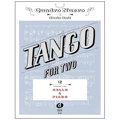 Gall, Chris: Tango for Two