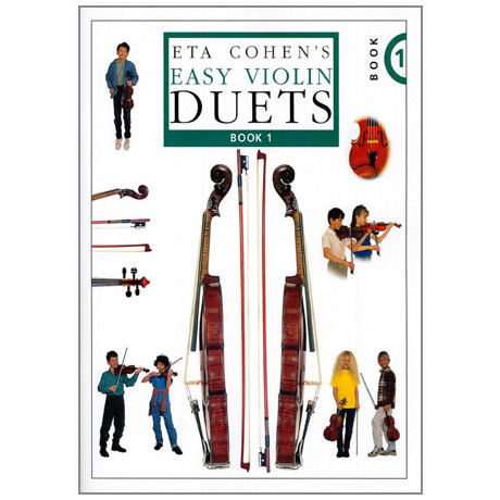 Cohen, E.: Easy Violin Duets Book 1