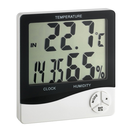 PACATO Digital Pro Thermo-hygrometer