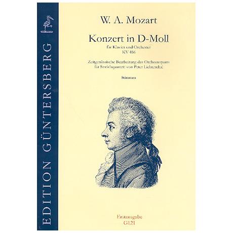 Mozart, W.A.: Konzert KV466 d-Moll