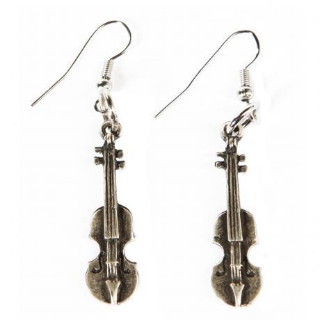 Earrings Violon