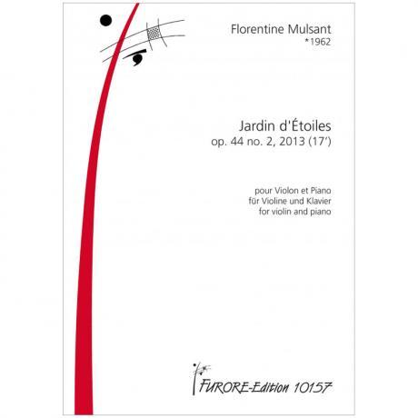 Mulsant, F.: Jardin d'Étoiles Op.  44/2 (2013)