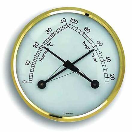 PACATO Klimatherm Thermo-hygrometer