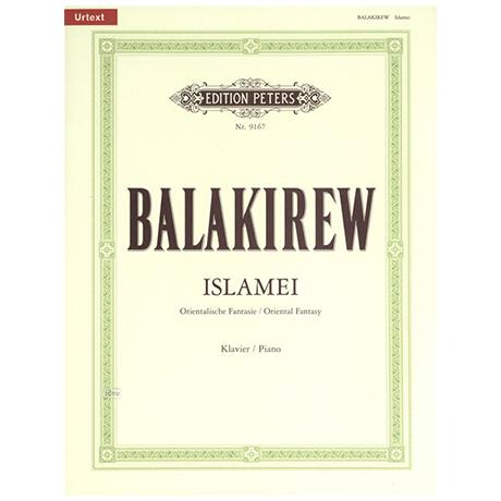 Balakirev, M.: Islamey – Orientalische Fantasie