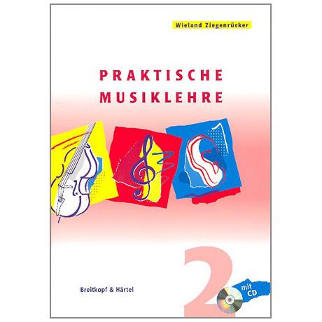 Praktische Musiklehre Band 2 (+CD)
