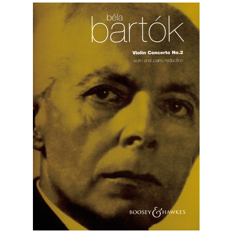 Bartók, B.: Violinkonzert Nr. 2