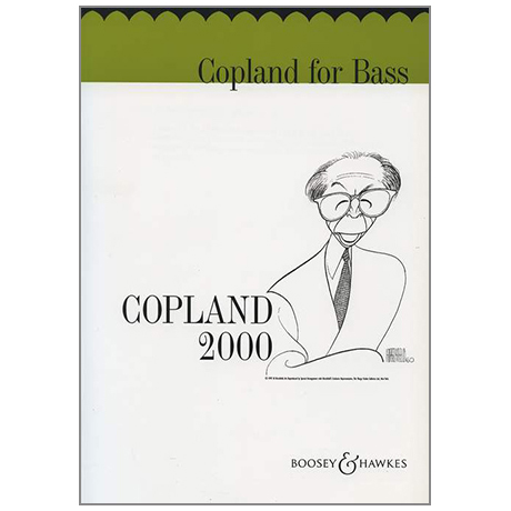 Copland, A.: Copland for Bass - Copland 2000