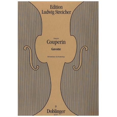 Couperin, F.: Gavotte