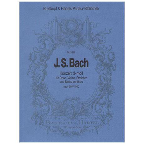 Bach, J.S.: Konzert d-Moll nach BWV1060