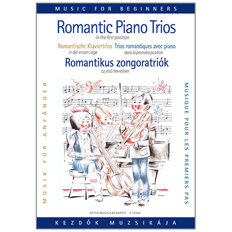 Romantic Piano Trios (first position)