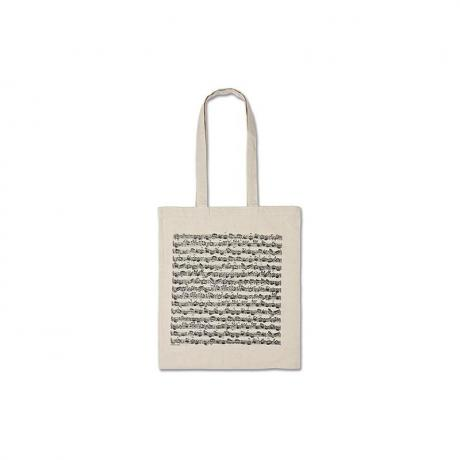 Tote Bag Sheet Music