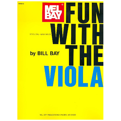 Bay, B.: Fun with the Viola