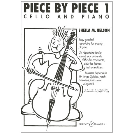 Nelson, S. M.: Piece by Piece Band 1