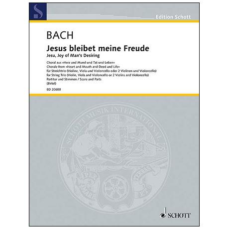 Bach, J. S.: »Jesus bleibet meine Freude« aus BWV 147