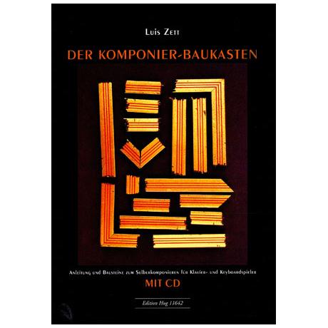Zett, L.: Komponier-Baukasten (+CD)