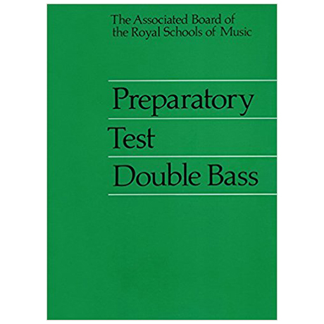 ABRSM: Preparatory Test for Double Bass
