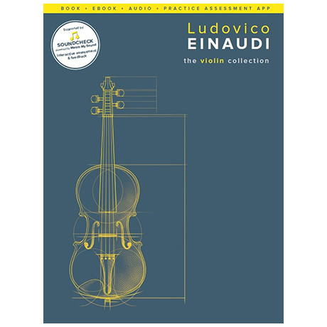 Einaudi, L.: The Violin Collection (+OnlineAudio/E-Book/App)