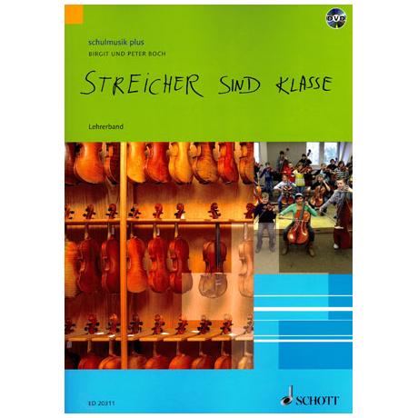 Boch, B.: Streicher sind klasse (+DVD)