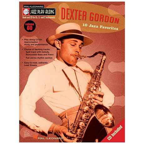 Dexter Gordon (+CD)