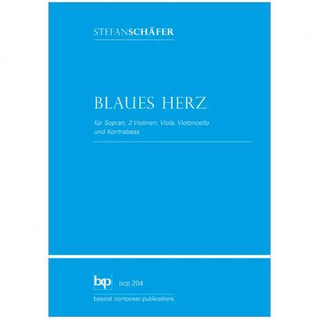 Schäfer, S.: Blaues Herz