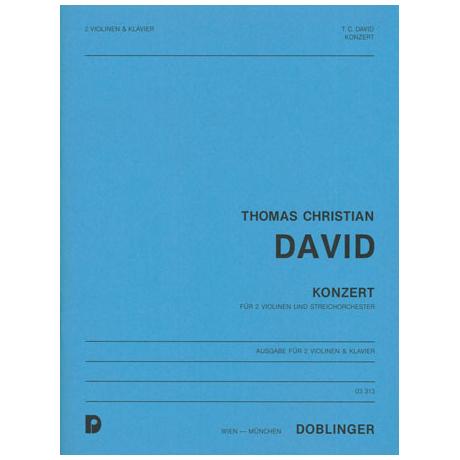 David, Th.D.: Konzert