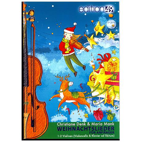 Weihnachtslieder für Anfänger (Denk)