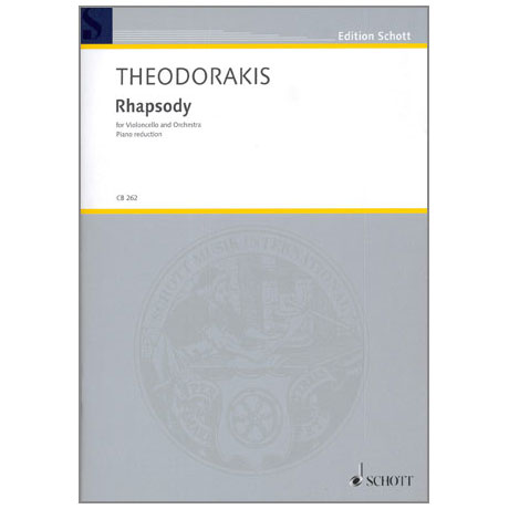 Theodorakis, M.: Rhapsody