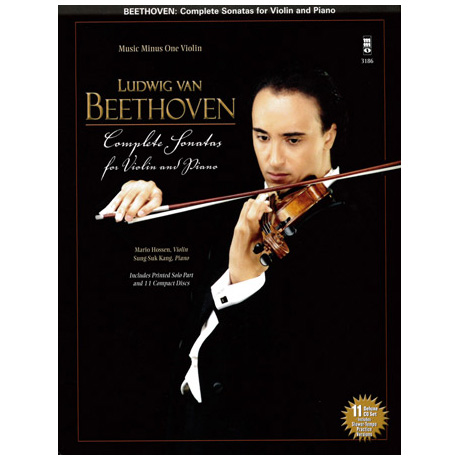 Beethoven, L.v.: Complete Sonatas for Violin and Piano (+11CDs)