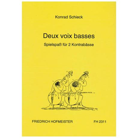 Schieck, K.: 2 Voix Basses